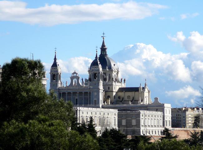 Katedra La Almudena