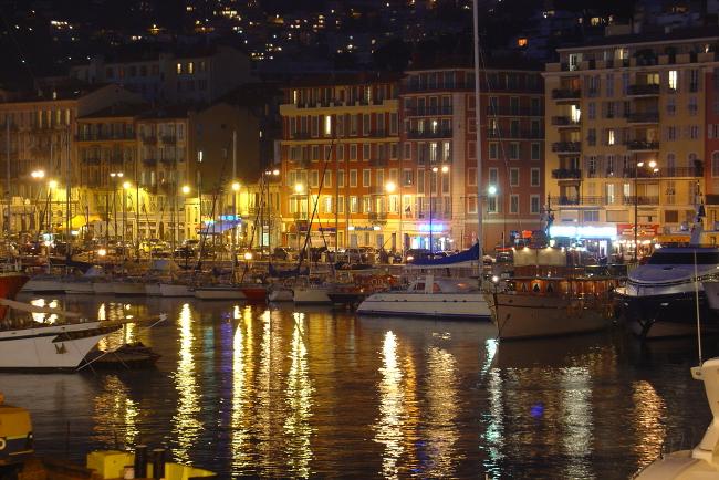 Nicea,_Francja,_Port