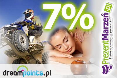 PrezentMarzen.pl: 7% rabatu