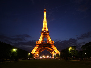 Na długi weekend – Paryż